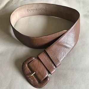 Donna Karan New York belt